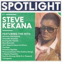 Spotlight on - Steve Kekana Photo
