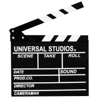 Aankopen - Director Clapper Board - Large Photo