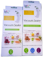 Reusable Plastic Vacuum Bags Photo