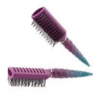Bulk Pack x 2 Hair Brush Unicorn Design Photo