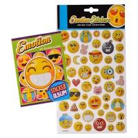 Bulk Pack x 2 Sticker Sheet And Book Emotion Photo
