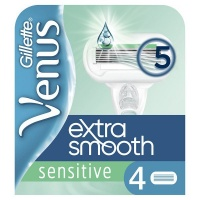 Gillette Venus Sensitive Extra Smooth - 4's Photo