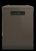 Defy - Eco 15 Place Dishwasher Corner Wash - Manhattan Grey Photo