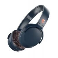 Skullcandy Riff Wireless On-Ear HeadPhones - Blue/Speckle/Sunset Photo