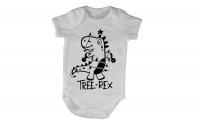 Tree-Rex - Christmas - SS - Baby Grow Photo