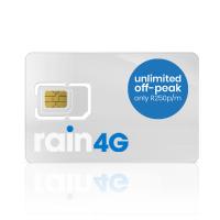 rain 4G - Unlimited off-peak data only R250 p/m Cellphone Cellphone Photo