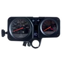Motorcycle Speedometer LCD Digital Speedometer Fit Most Motorbikes Photo