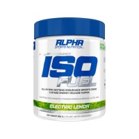 Alpha Sports Nutrition ISO Fuel - Electric Lemon - 800g Photo