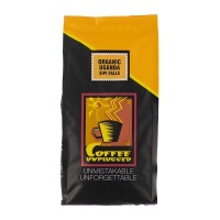 Coffee Unplugged Organic Uganda Sipi Falls - 1kg Coffee Beans Photo