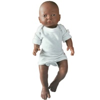 Les Dolls: Anatomically Correct African Baby Boy Doll Photo