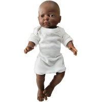 Les Dolls: Anatomically Correct African Baby Girl Doll Photo