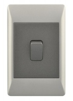 1 Lever 2 Way Light Switch for 2 X 4 Electrical Box Photo