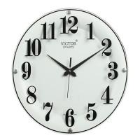 Glass Wall Clock - 33cm Photo
