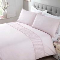 Pom Pom Luxury Duvet Set Pink Photo