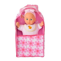 Baby Doll - 28cm Doll & Carry Cot Photo