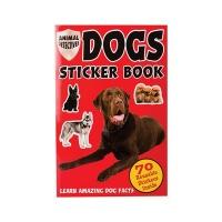 Animal Detective Sticker Book-Dogs Photo