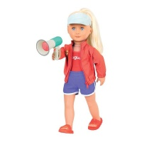 """Our Generation Specialty Lifeguard 18"""" Doll Seabrook Photo"""
