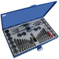 Major Tech - TDM0540 40 piecesE Metric Tap and Die Set Photo