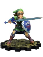 """10"""" Legend Of Zelda: Skyward Sword Link Figure Photo"""