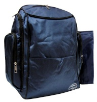 Mothers Choice Backpack Diaper Bag Navy Photo