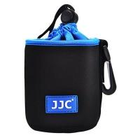 JJC NLP-10 Neoprene Lens Pouch Black Photo