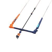 Duotone Kiteboarding - Click Bar QC S/M 22-24m & Freeride Quick Release Photo