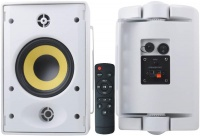 Speaker Hyb147-6wf 6 6.5' 40w 8 Ohm Wall Mount With Wi-Fi Pair White Photo