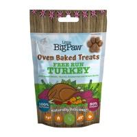 Little Big Paw Oven Baked Treats British Roast Turkey Photo