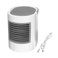 Hanging Mini Air Cooler - Grey Photo