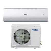 Haier 12000Btu Split Air Conditioner Indoor & Outdoor Photo