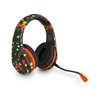 Stealth Vibe Flo Grey Multiformat Gaming Headset Photo