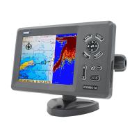 """ONWA KCOMBO-7A 7"""" GPS Chartplotter w/ Fishfinder & Class B AIS Transponder Cellphone Cellphone Photo"""