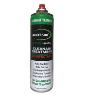 500ml Clean Air Conditioning Odour Disinfectant Spray Photo