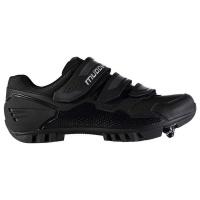 Muddyfox Mens MTB100 Cycling Shoes - Black [Parallel Import] Photo