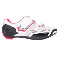 Muddyfox Mens RBS100 Cycling Shoes - White/Red [Parallel Import] Photo