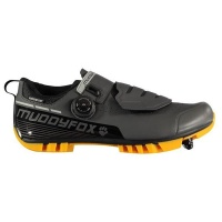 Muddyfox Mens MTB300 Cycling Shoes - Grey/Orange [Parallel Import] Photo