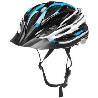Muddyfox Mens Lithium Helmet - Blu/Whit [Parallel Import] Photo