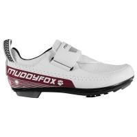 Muddyfox Ladies TRI100 Cycling Shoes - Berry [Parallel Import] Photo