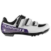 Muddyfox Ladies RBS100 Cycling Shoes - Purple [Parallel Import] Photo