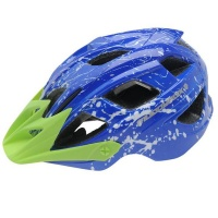 Muddyfox Juniors Spark Bike Helmet - Blue/Green [Parallel Import] Photo