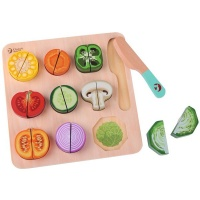Classic World Cutting Vegetable Puzzle Photo
