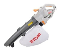 Ryobi Blowing Mulching Vacuum 3000W Photo