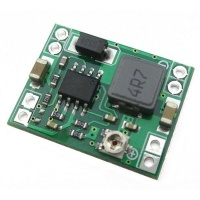 5V 3A Mini Step Down Power Supply Module DC-DC for Arduino Replace LM2596 Photo