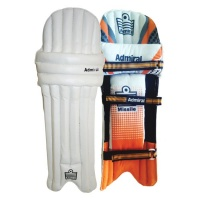Admiral Missile Cricket Batting Pads - Small Boys Photo