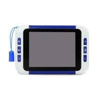 "3.5"" 32X Portable Digital LCD Magnifier for Old Man Children Photo"
