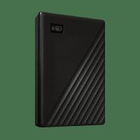 WD MY Passport 2TB Portable Hard Drive - Black Photo