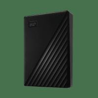 Western Digital WD MY Passport 5TB Portable Hard Drive - Black Photo