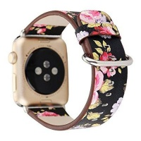 Apple Fabulously Fit watch 42/44mm Floral Photo