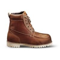 Bronx Worker Safety Boot - Brown Photo