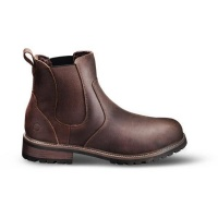 Bronx Chelsea Casual Boot - Brown Photo
